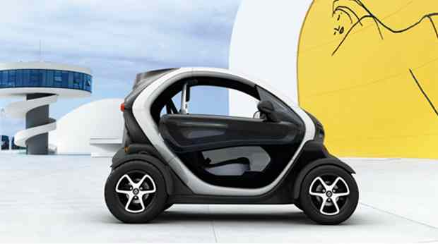 assurance scooter renault twizy casse t te pour les assureurs news assurances. Black Bedroom Furniture Sets. Home Design Ideas