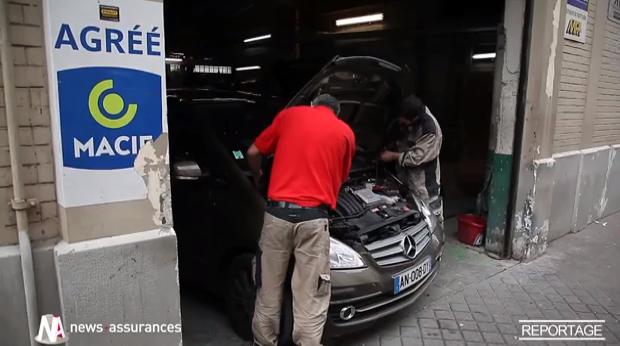 Assurance auto les assureurs vont ils tuer les carrossiers for Assurance voiture garage mort