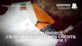 Suite à mon divorce, j'ai du mal à payer mes crédits. Comment m'en sortir ?