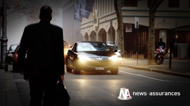 pieton route voiture circulation voiture Des comportements à risque de plus en plus fréquents sur les trajets scolaires et périscolaires