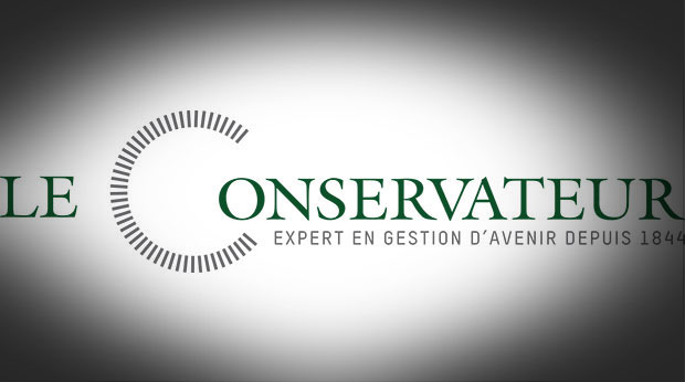 nouveau logo Le conservateur Analyse de la  tontine du Conservateur
