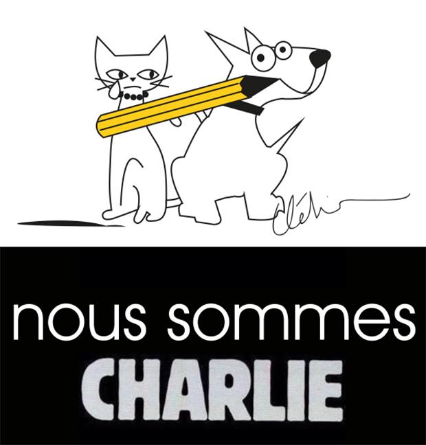 sante vet nous sommes charlie DR