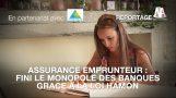 Assurance emprunteur : fini le monopole des banques grâce à la loi Hamon.