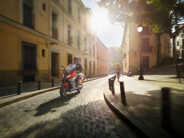 circuler en scooter
