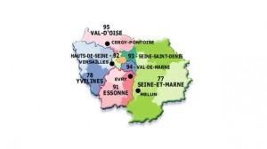 TOP 10 des régions françaises les plus touchées par le vol de voitures en 2010
