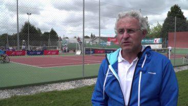 MAAF Tournoi Tennis Handisport Chauray 2016