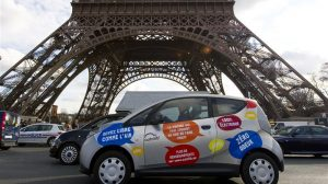 Assurance Auto : Autolib' ne nécessite pas de souscrire une assurance auto