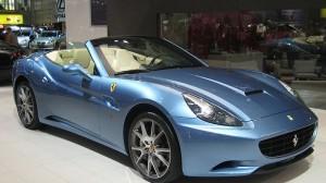 Assurer une automobile de luxe