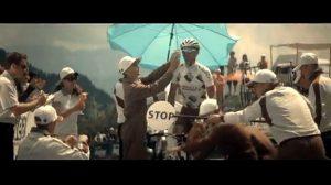 Assurance / Publicité : AG2R La Mondiale dans les stands !