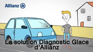 La solution Diagnostic Glace d'Allianz