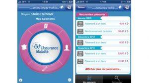 Ameli désormais disponible en application mobile