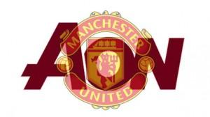 Sponsoring : Aon sur les maillots d'entrainement de Manchester Utd
