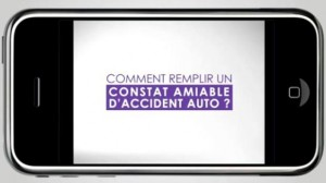 Appli iPhone : Allsecur lance une application en cas d'accidents de la route (vidéo)
