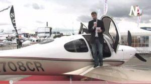 NA Live – Bourget 2011 : Assurer un avion ou un hélicoptère de tourisme