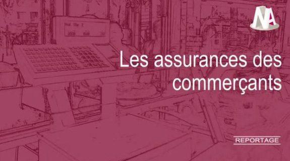 Reportage: Les assurances des commerçants