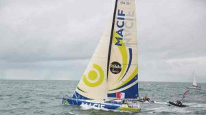 Sponsoring / Vendée Globe : Gabart toujours devant sur Macif