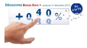 Assurance-vie : Un bonus pour les contrats assurance-vie
