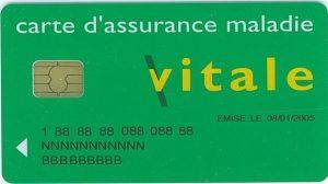 Que faire en cas de perte de ma carte vitale ?