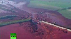 Catastrophe/Hongrie : Les assureurs dépêchés sur place (vidéo)