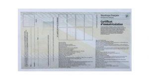 Auto : Les formalités d'obtention du certificat d'immatriculation (ex carte grise) simplifiées