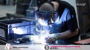 Vidéo : L'indemnisation du travailleur non salarié