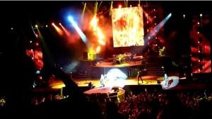 """Concert / Musique : Johnny Hallyday, """"assuré"""" d'allumer le feu pour sa future tournée"""