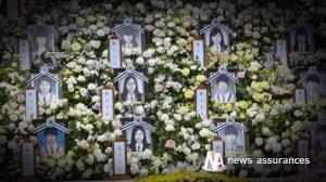 Accident : la présidente sud-coréenne promet de renflouer le ferry Sewol