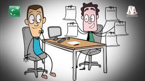 Décodeur : décrypter les assurances en films d'animation