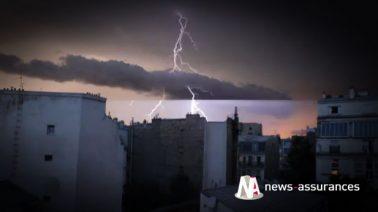 Que faire pour se faire indemniser en cas de dégâts causés par un orage ?