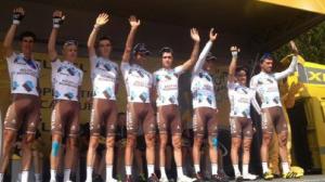 Sport / Sponsoring : Comment AG2R La Mondiale et Christophe Riblon ont enflammé le Tour de France