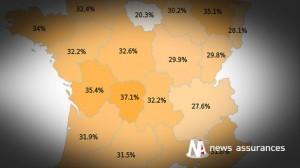 Santé : Les franciliens sont plus actifs que les autres Français