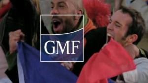 """Publicité / Assurance : """"Assurément supporter"""", le nouveau spot de la GMF"""
