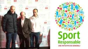 Sponsoring : Zinedine Zidane récompense des clubs sportifs pour leurs pratiques responsables