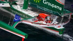 Sponsoring sportif : Groupama se désunit de Franck Cammas, de l'Olympique Lyonnais et de l'Olympique de Marseille
