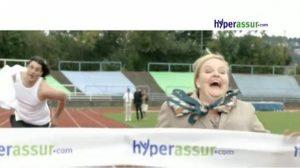Publicité / Assurance: Hyperassur lance sa deuxième campagne TV