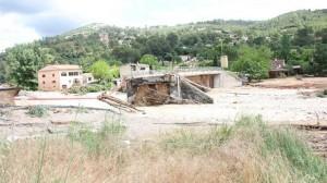 Inondations dans le Sud: Le coût revu à la baisse pour les assureurs