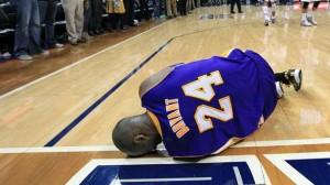 """Basket : Fin de saison peu """"Bryant"""" pour Kobe"""