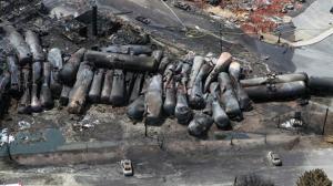 Catastrophe ferroviaire / Canada : L'assureur de la MMA prendra-t-elle en charge les travaux de nettoyage ?