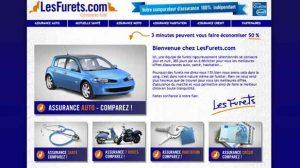 Comparateur d'assurances : www.lesfurets.com fait son arrivée sur internet