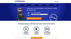 Comparateur : LesFurets.com se lance dans la téléphonie mobile