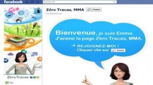 Publicité / Assurance : Facebook, relais de la campagne MMA