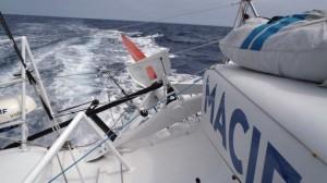Sponsoring / Vendée Globe : Gabart sur Macif, « tous derrières et lui devant »