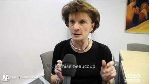 Michèle Delaunay, la ministre chargée de la dépendance, quitte le gouvernement