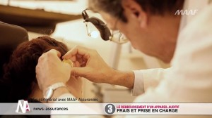 Vidéo : Le remboursement d'un appareil auditif