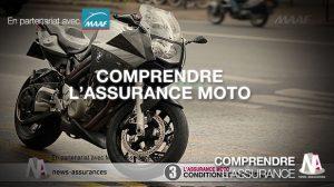 Vidéo : comprendre l'assurance moto
