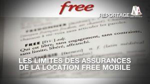 Assurances : Les failles de la location Free mobile
