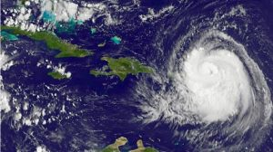 Alerte cyclonique – 31 août 2010 : L'ouragan Earl passe en catégorie 4 «catastrophique»