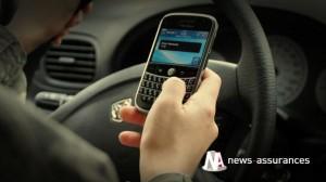 Sécurité routière : plus de 8 actifs sur 10 conduisent dangereusement en déplacement professionnel