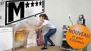 Belgique / Publicité : Les jeunes locataires ne jurent que par l'assurance