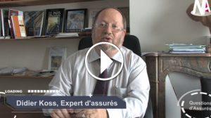 Questions d'assurés : Le remboursement d'une porte
